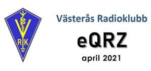 SK5AA- månadsmöte + eQRZ april 2021
