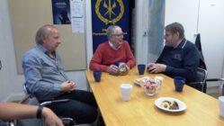 Lite bilder från en lyckad klubbträff på Eksjö Radioklubb den 21 september.