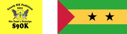 100000 QSO från Sao Tomé