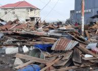 Indonesisk katastrof undvik 7.065 och 7.110