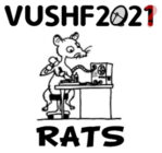 Nordiskt VHF-möte VUSHF2021 – inställt igen…