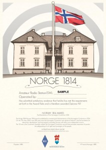Norge 1814
