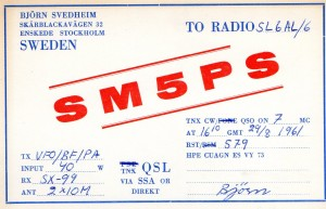 SM5PS Björn