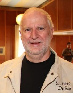 Dick SM6HNS Stenholm omvald för ytterligare två år i SSA:s styrelse. Bilden från SM7-mötet i Borgholm 2011. Foto: Åke SM7NJD