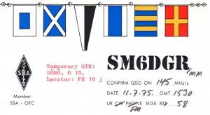 SM6DGR