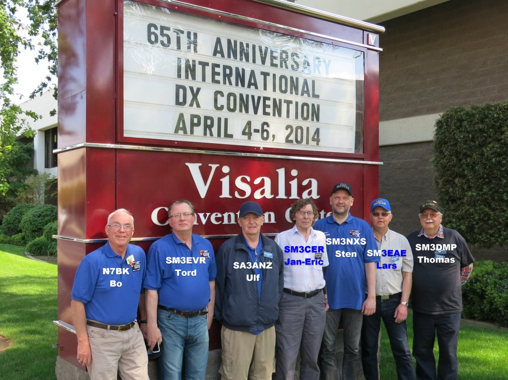 Visalia 2014 m Large Call