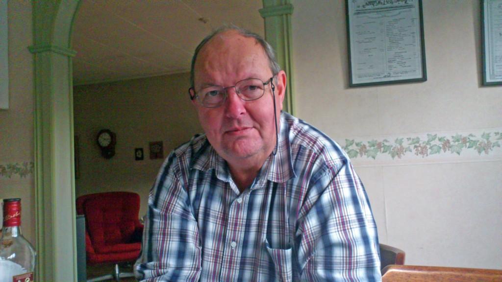 SM5HIH Göran. Sekreterare/Kassaförvaltare