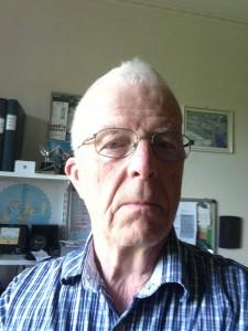 Bengt Högberg SM3AAE från Forse skrev artikeln om åsksydd tillsammans med sin bror Rolf.