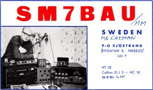 SM7BAU MM 1961