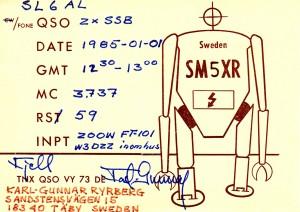 SM5XR 1985