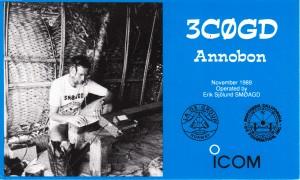3CØGD 1989