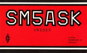 SAØBTA ex SM5ASK