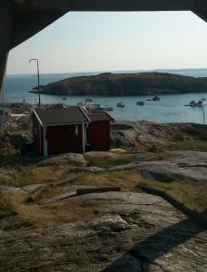 -  Att vara värd på Väderöarna är en trevlig uppgift – speciellt när det som senast var strålande väder med ca 300 båtar runt öarna, säger Anders SM6GT