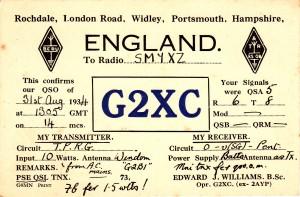 G2XC 1934