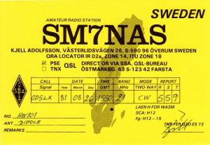 SM7NAS 81