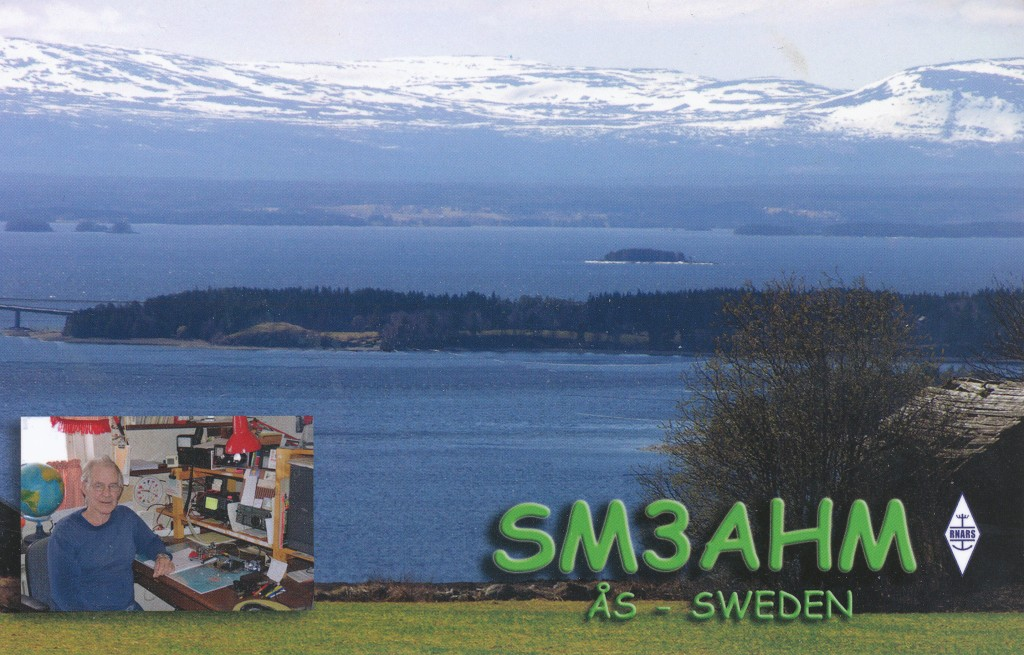 SM3AHM Karl-Erik I Ås nordväst om Östersund samlade ihop 2291 QSOn i SOCWA 2013 och vann ett av de två förstapriserna - en  Elecraft KX3.