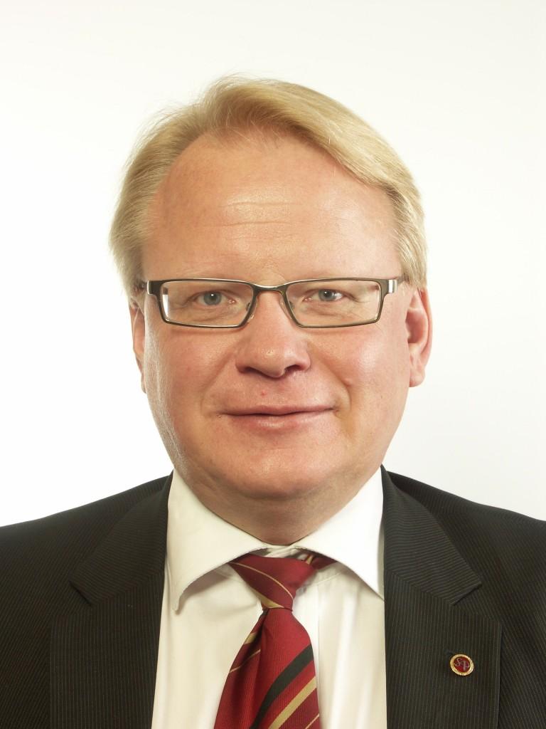 SM4HCF Peter Hultqvist blir ny försvarsminister för Sverige i den nya regeringen.