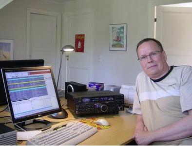 Hans SM0IMJ efterlyser intresserade att ingå i en redaktionsgrupp för DX-spalten i QTC.
