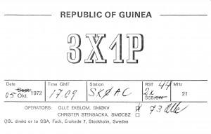 3X1P KV