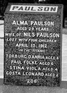 Almas grav i Halifax