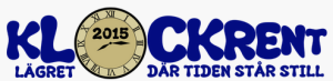 Logo Klockrent 2015
