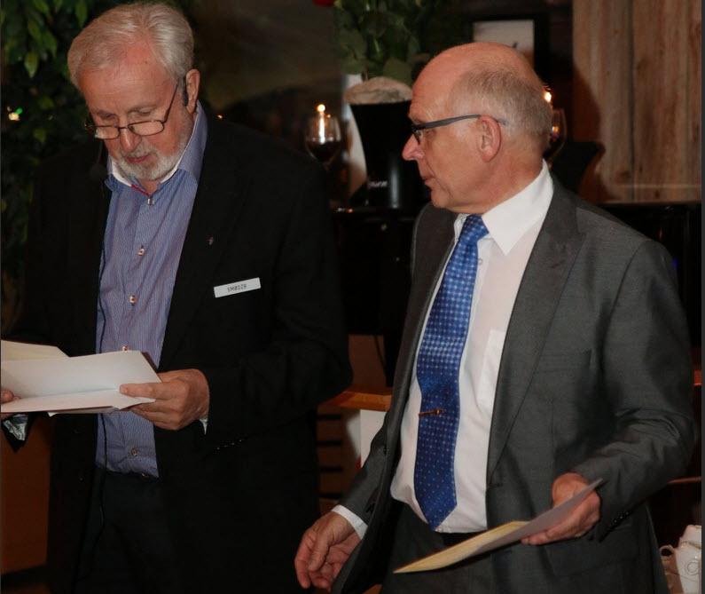 SM5FJF Jörgen får hedersnål 2015-04-18