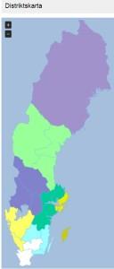 Distriktskarta