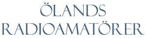 Logotype Ölands Radioamatörer