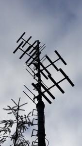 MPI-antenna