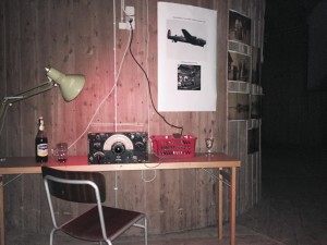 Tores Lancaster radio