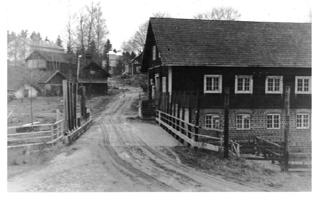 Kvarnen i Borggårds Bruk, Östergötland