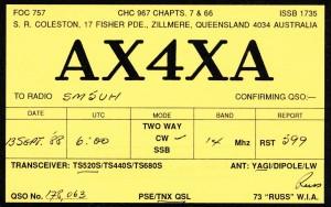 AX4XA