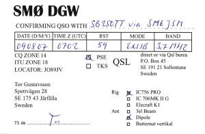 DGW 07