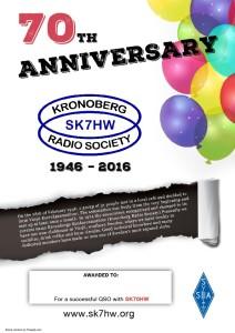SK70HW Award