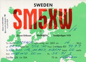 XW 60