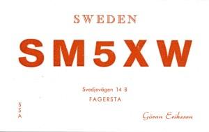 XW Fagersta