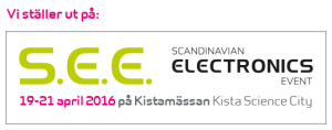 Mässa S.E.E. 2016 Banner S.E.E