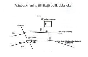 Karta DL7 mötet