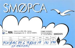 PCA CMA 84
