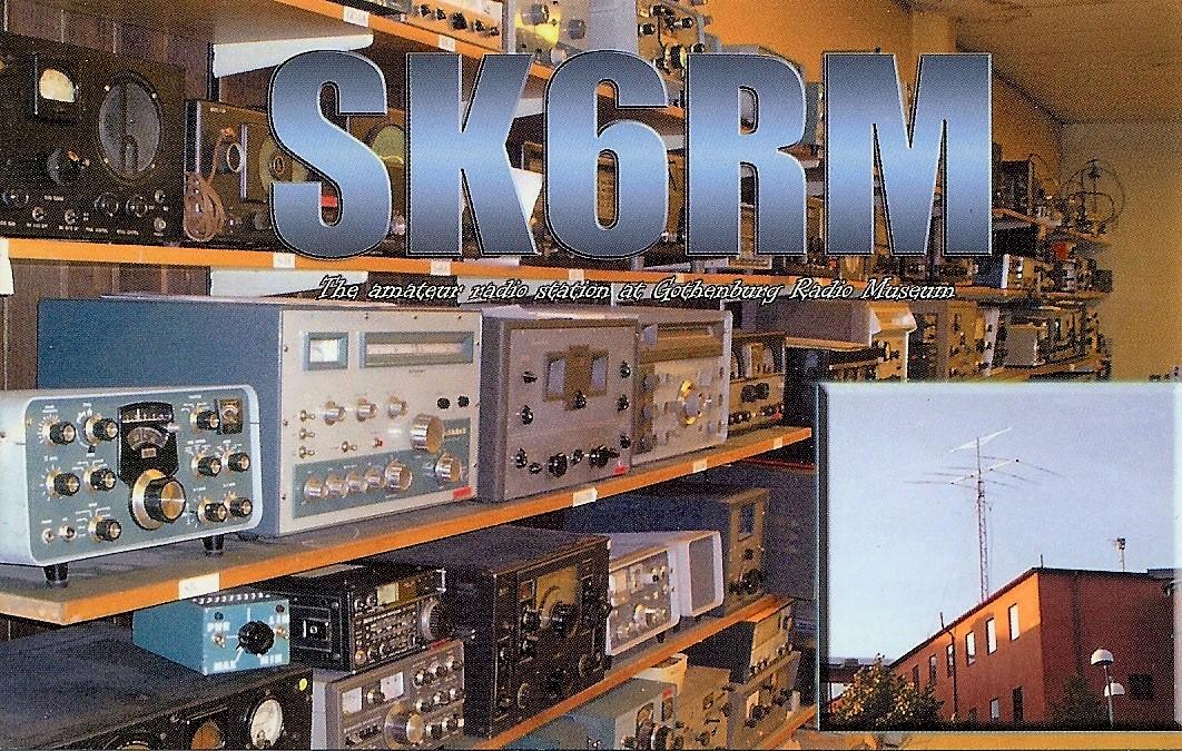 SK6RM QSL kort