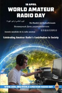 world amatör radio dag