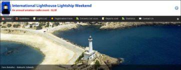 International Lighthouse Lightship Weekend = 22-23 augusti 2020
