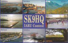 SK9HQ=IARU HF Contest 11-12 Juli 2020