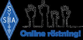 Onlineröstning inför SSA Årsmöte 2020