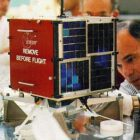 AO-27 satellit firar 28 år in rymden
