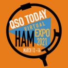 13 & 14 Mars = Virtuell Ham Expo