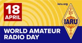 World Amateur Radio Day – 18 April 2021