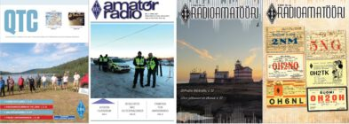 Amatørradio #2 2021 och Finska Radioamatööri nr 1 & 2