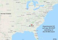 40 MHz amatörstation från Amerika