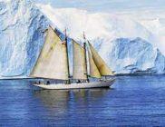 100 år amatörradio historia ombord Bowdoin